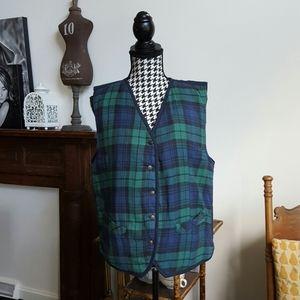 VintageGLORIA VANDERBILT Vest Size M